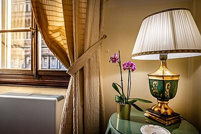 Two Bedrooms Apt  with Duomo view ( 4 pax)